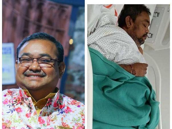 Help M V Krishna Rao fight with Brain Injury