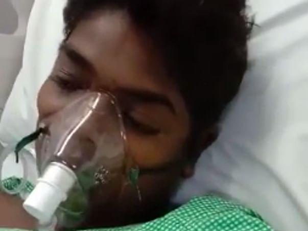 Help Santosh to live
