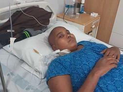 Be part of Lipina's fight against leukemia!