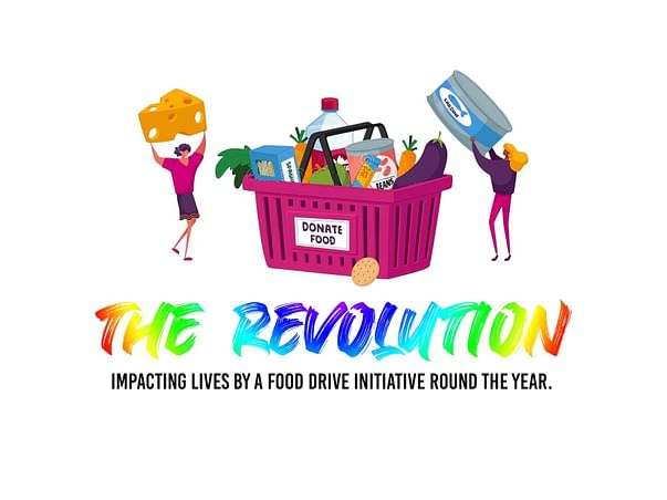 THE REVOLUTION (FOOD DRIVE)