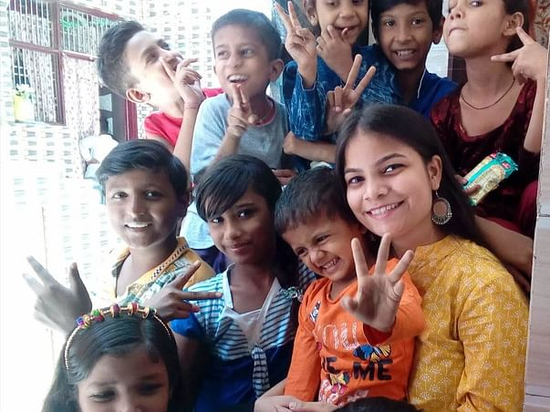 Support education for underprivileged children during COVID19