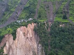 Help Disaster hit villagers to live a normal life