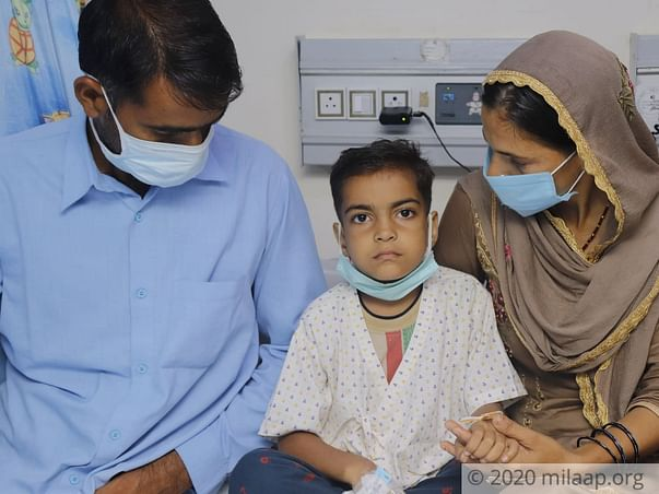 Cancer Has Left This 8-Year-Old Bedridden, She Needs Urgent Treatment