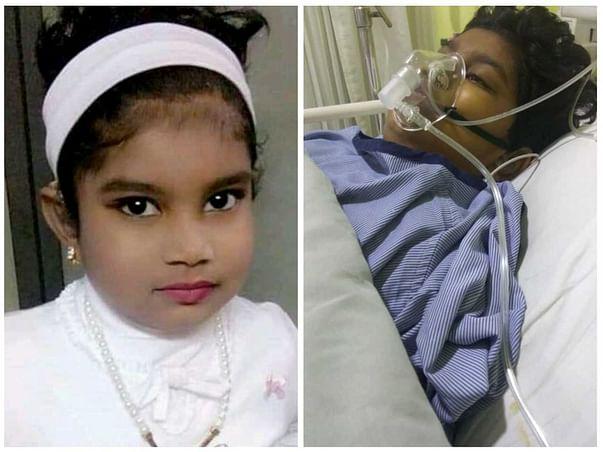 Support My Nephew Rishika Banerjee Recover From Brain Stroke