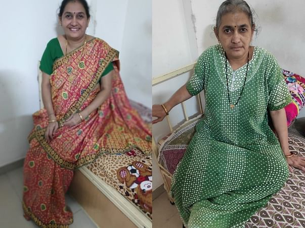 Support Sunita Mansukhbhai Dodiya Recover From Non Small Cell Lung Cancer