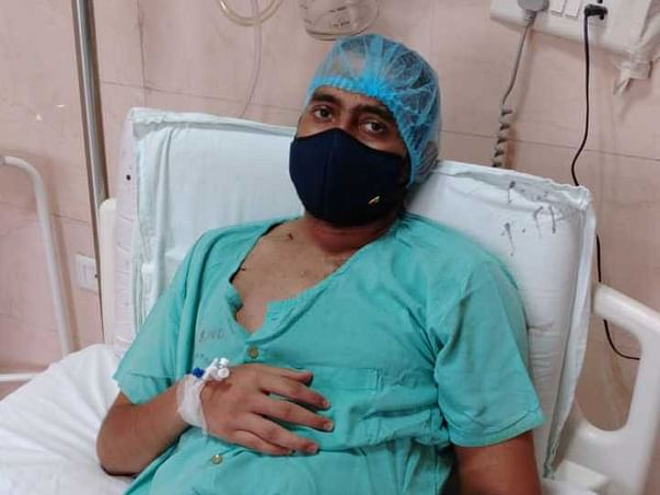 Support Ashish Dixit Recover From Blood Cancer
