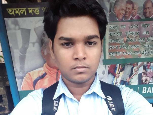 Help Subhadip, College student to complete his Graduation