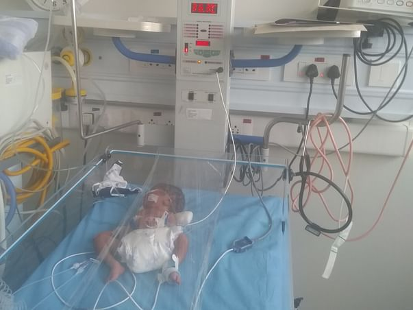Support Twin Babies Of Sindhu to recover From Premature Birth