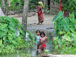 Help us to support kids in flood-affected areas at Assam.