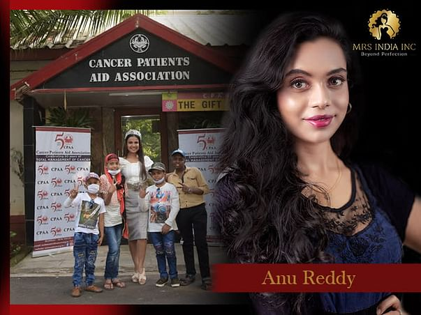 Help Children With Cancer And Their Families With Anu Narendran