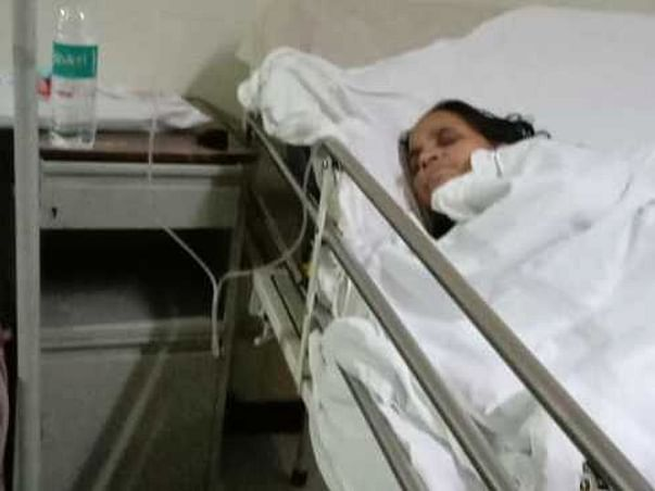 Support my mother Saroj Shukla Recover From Brain Haemorrhage and covi