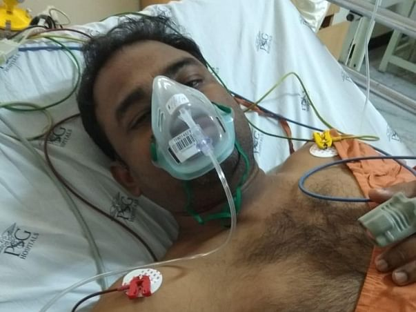 This 35 years old needs your urgent support in fighting Colon cancer (adults) advanced