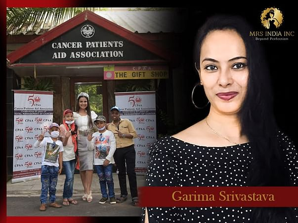Help Children With Cancer And Their Families With Garima Srivastava