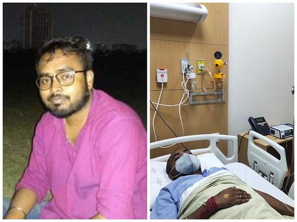 My friend Abhishek Das is struggling with Lymphoma, help him..