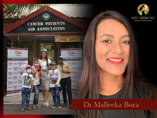 Help Children With Cancer And Their Families With Dr. Malleeka Bora
