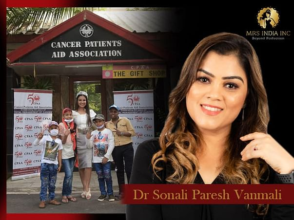 Help Children With Cancer And Their Families With Dr. Sonali Paresh