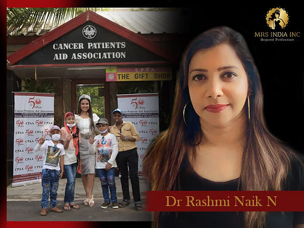 Help Children With Cancer And Their Families With Dr. Rashmi Naik