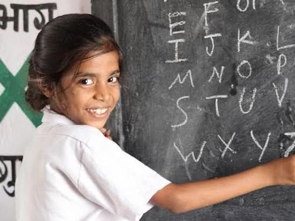 Support to complete her education