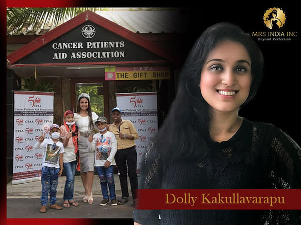 Help Children With Cancer And Their Families With Dolly Kakullavarapu