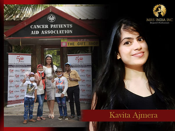 Help Children With Cancer And Their Families With Kavita Ajmera