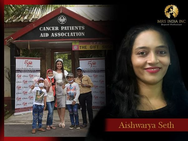 Help Children With Cancer And Their Families With Aishwarya Seth