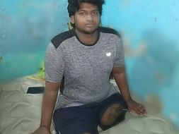 Help Muthamizh To Implant An Artificial Leg.