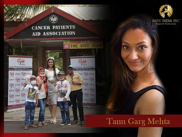 Help Children With Cancer And Their Families With Tanu Mehta