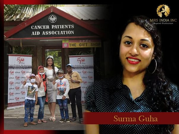 Help Children With Cancer And Their Families With Surma Guha