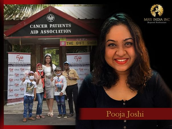 Help Children With Cancer And Their Families With Pooja Joshi