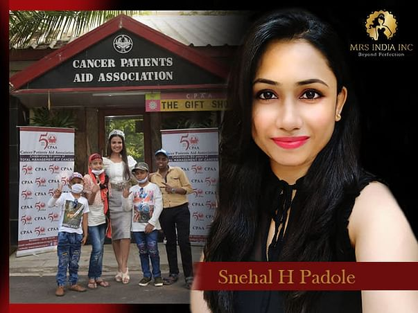 Help Children With Cancer And Their Families With Snehal Padole