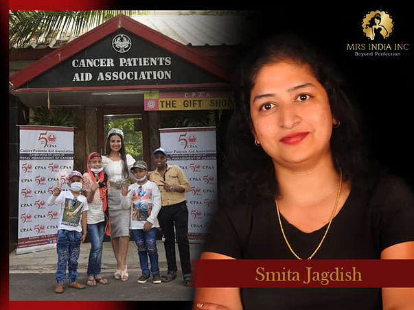 Help Children With Cancer And Their Families With Smita Jagdish