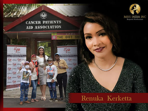 Help Children With Cancer And Their Families With Renuka Maes Kerketta