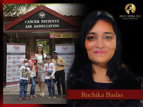 Help Children With Cancer And Their Families With Ruchika Baslas