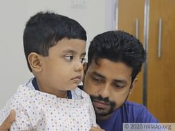 Support Aryan fight/recover from Kidney transplantation