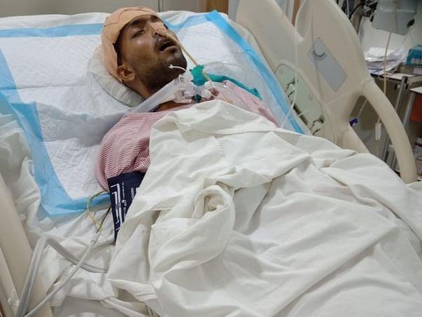 22 years old Rahul Singh needs your help fight Traumatic brain injury