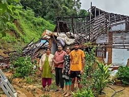 Help periyanda mohan and family to recover from disaster