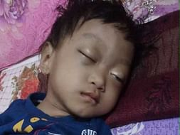 Help our little warrior Eldrin Lepcha fight cancer