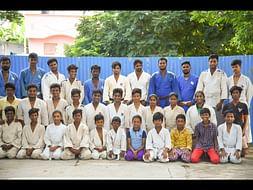 Help Mr. Manoharan (bodhi dharma gurukulam )