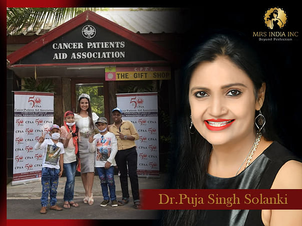 Help Children With Cancer And Their Families With Dr.Puja Singh