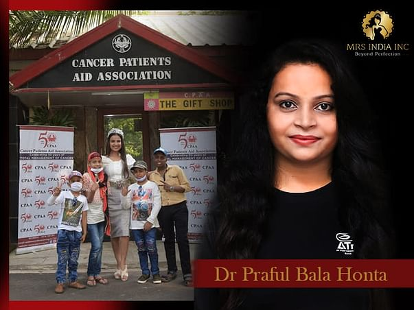 Help Children With Cancer And Their Families With dr praful bala honta