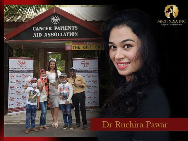 Help Children With Cancer And Their Families With Dr Ruchira Bharat