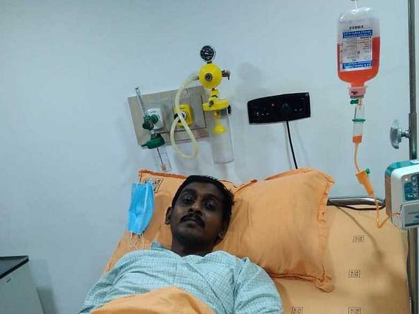 Support N Arun Kumar Undergo Bone Marrow Transplant