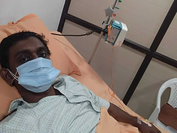 Support N Arun Kumar Undergo Bone Marrow Transplant
