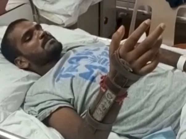 Help Arun Raise Fund To Recover From Accidental Injuries