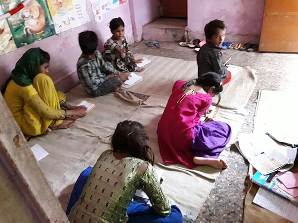 Appeal to support Education of Rag Picking Children of Bhopal