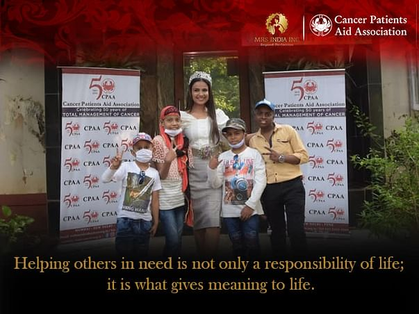 Help Children With Cancer And Their Families With Dr. Bhanupriya Singh