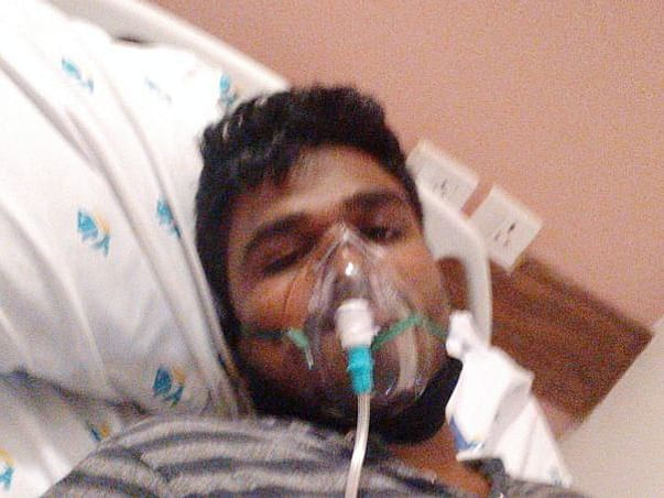 This 28 Years Old Needs Your Urgent Support In Fighting For Pneumonia