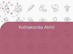 Kothakonda Akhil