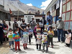 Help Make Spiti the Valley of Children's Books!