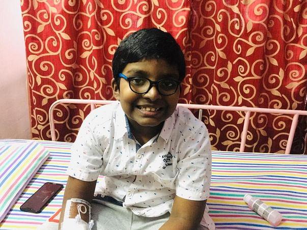 Help My Sister's Son Moses Nathanael fight B-Acute Myeloid Leukemia